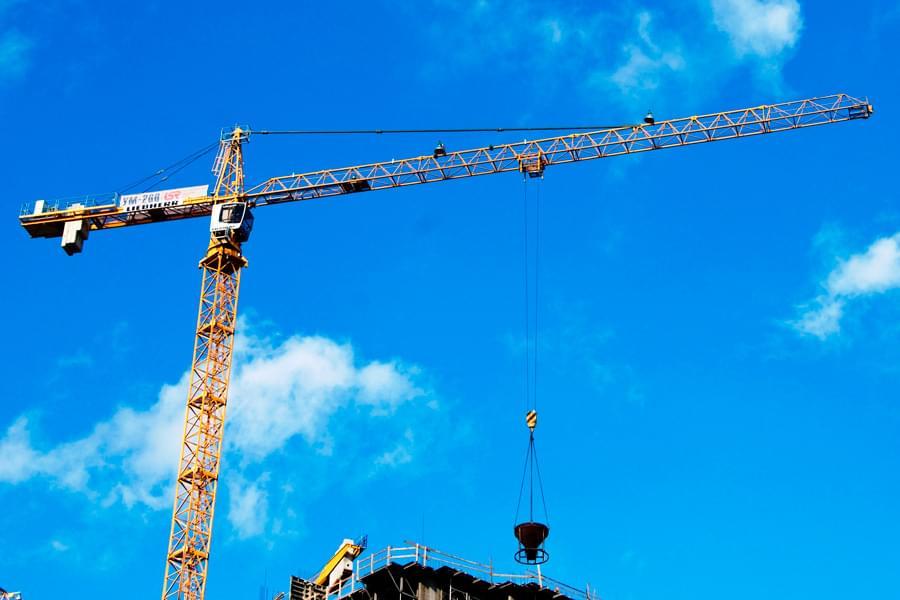 арендовать башенный кран в Запорожье