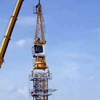 арендовать башенный кран в Кировограде
