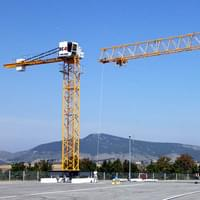 арендовать башенный кран в Полтаве