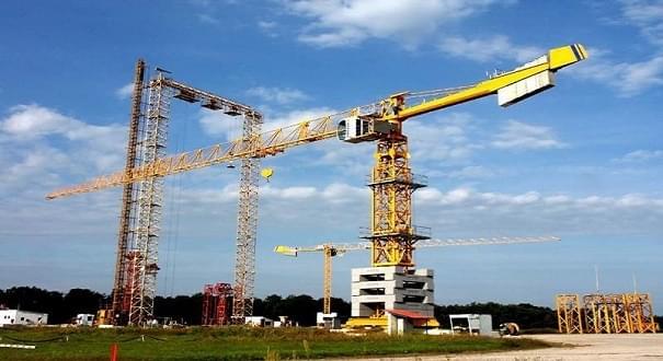 арендовать башенный кран в Виннице