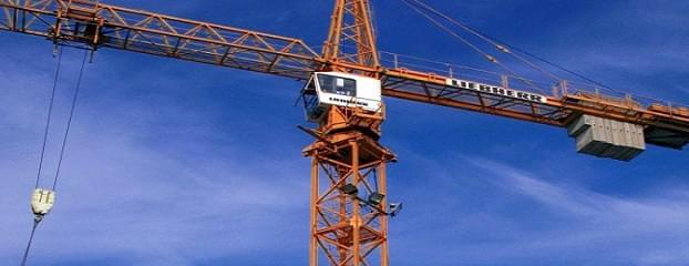 арендовать башенный кран в Сумах