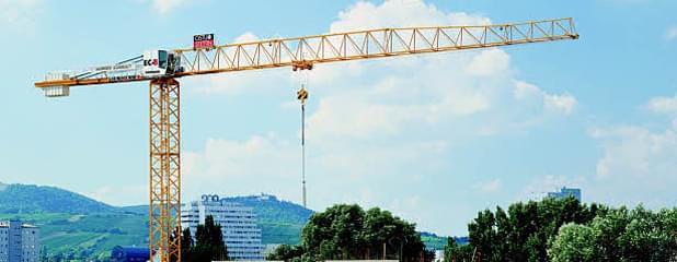 арендовать башенный кран в Кременчуге